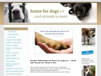 Home for Dogs - Home for Dogs e.V.