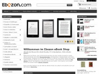 Ebozon.com - eBooks - Artikel - Online-Shop f&uuml;r eBooks