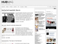 HUBMAG | THE MOST EXCLUSIVE FASHION STORES, DESIGNERS & TRENDS ON ONE SITE
