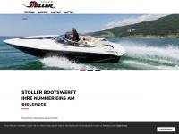 Willkommen bei der Stoller Bootswerft in Sutz