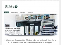 Off Price GmbH | e-commerce