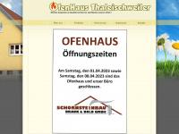 Ofenhaus-thaleischweiler.de - Das Ofenhaus Thaleischweiler