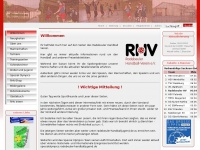 Radebeuler Handballjugend   Willkommen