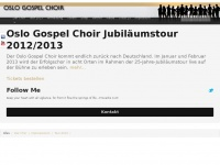 oslo-gospel-choir.de