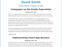 david-smith.org