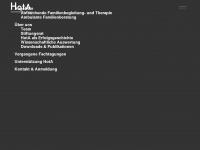 HotA - Hometreatement Aargau | Aufsuchende Familienarbeit