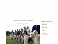 Home - Barsois - Russische Windhunde