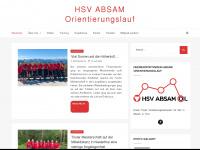 HSV Absam - Orientierungslauf - Aktuelles