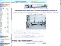 Ferienhäuser Norwegen, Hütten in Norwegen zu Vermieten