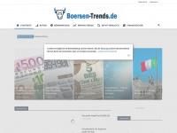 Boersen-Trends.de - Börsenberichte und Aktientrends - aktuelle Börsennachrichten