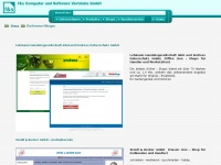 Professionelle Webshop Software fuer Sage Office Line und Sage New Classic vom Sage Partner f&s Computer und Software