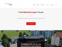 Immobilien-thusis.ch - :: Immobilien in Thusis - Heinzenberg - Domleschg - Graubünden ::
