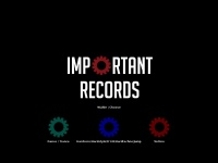 importantrecords.de
