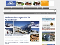 ferienwohnungen-wallis.com