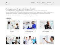 ENiG - Institut für Evidenz und Nachhaltigkeit im Gesundheitswesen