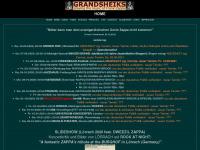 GRANDSHEIKS - Ex-SHEIK YERBOUTI - playing Zappa