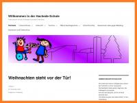 Willkommen in der Hachede-Schule | Förderzentrum mit dem Schwerpunkt geistige Entwicklung