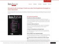 iusfocus.ch