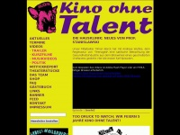 Kino ohne Talent - HOME