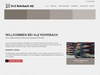 Hz-rohrbach.ch - Sperrholzplatten - Massivholzplatten - OSB-Platten - MDF Platten - Isolation - Holz