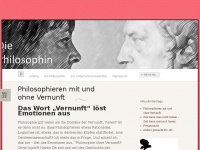 diephilosophin.de