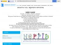 Willkommen im Seehotel Bären Brienz, Ihrem Ayurveda-Hotel mit authentischen Kuren und Behandlungen