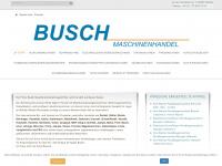 busch-maschinenhandel.de Thumbnail