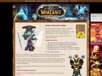WoW Toolbar - Die Toolbar für jeden World of Warcraft Fan