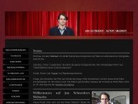 Jan Schneider - Schriftsteller/Musiker