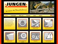 Jungen Baggerbetrieb und Transport AG