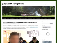 Jungwacht Schüpfheim | Wir sind im Lager!!! U-S-A!!!