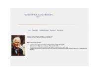 Prof. Dr. Karl Meessen