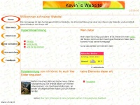 Kevin`s Website