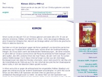 kimon-biographie.de