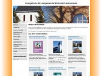 Evangelische Kirchengemeinde Müllenbach-Marienheide: Startseite