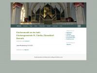 Kirchenmusik an St Cäcilia Düsseldorf-Benrath