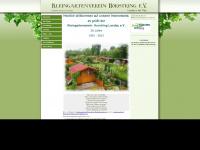 Startseite - Kleingarten im Horst, Landau/Pfalz