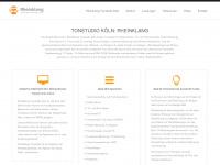 Tonstudio Köln: Rheinklang | Professionalität ist hörbar