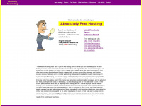 Absolutely-free-hosting.com - Free Web Hosting!