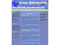 kronedatentechnik.de