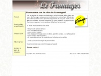 Lefromager.ch - Le Fromager - Home