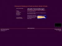 Living-Poets - Planung und Umsetzung von Events aus Kunst, Literatur & Poesie