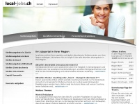 Local-Jobs - Regionale Stellenangebote der Schweiz