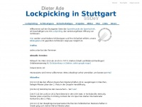 lockpicking-stuttgart.de