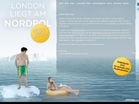 London liegt am Nordpol | Ein Achim Wendel Film