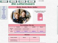 Lottermosers Homepage