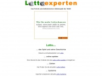 Lottoexperten - Alles zum Thema Lotto