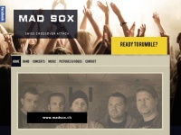 Mad Sox - Swiss Crossover Attack - Mad Sox News