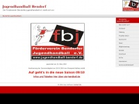 Bendorfer Jugendhandball