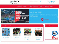 BHV - Der Bayerische Handball-Verband e.V.